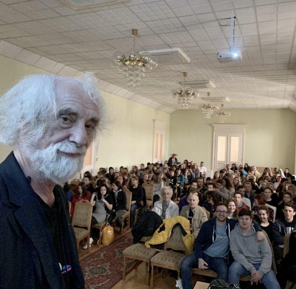 Jindřich Štreit v našej škole