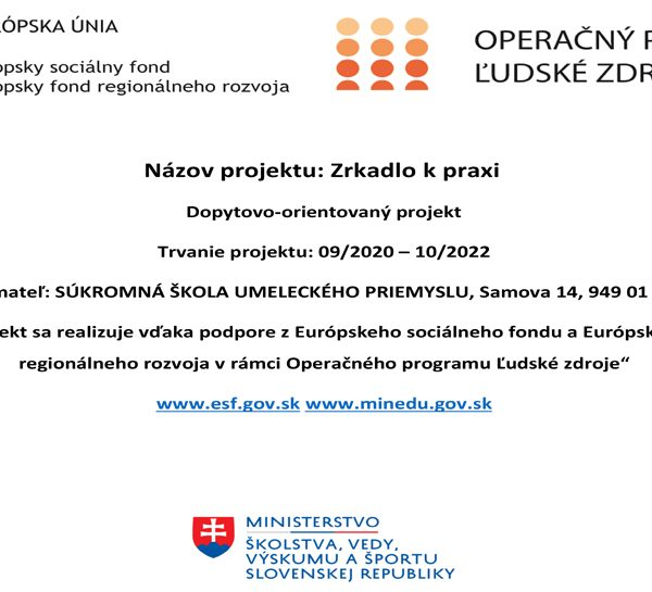 Projekt 2020-2022